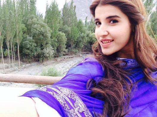 Hareem Farooq Selfi