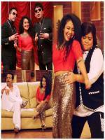 Neha Kakkar in Comedy nights