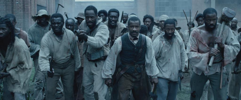 Movie Seen in The Birth of Nation
