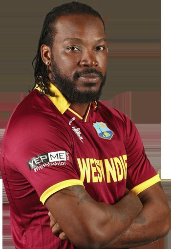 how to draw chris gayle