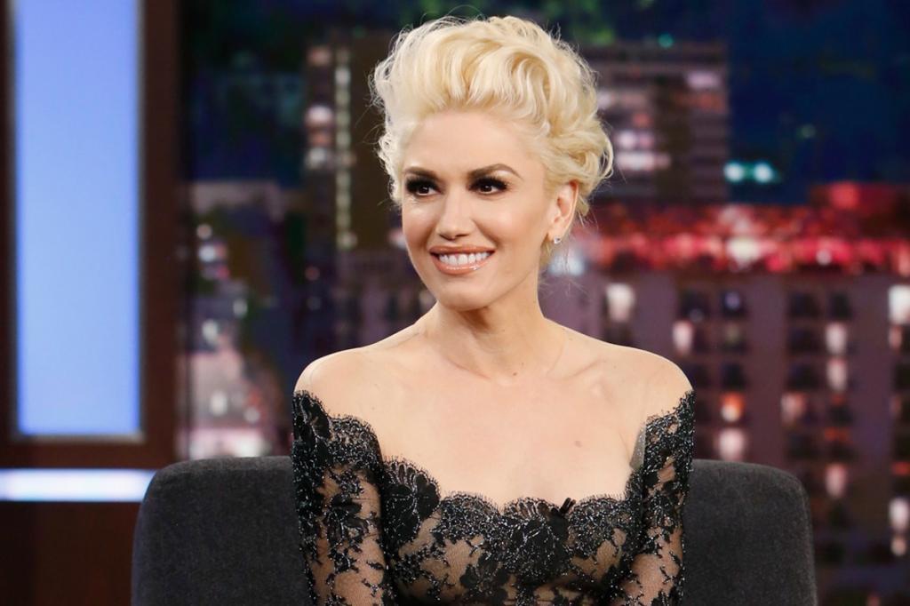 Gwen Stefani Beautiful Picture