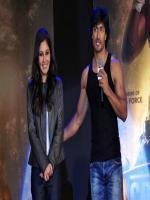 Vidyut Jammwal & His Wife
