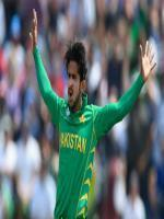 Hasan Ali determined set hands on the Golden Ball