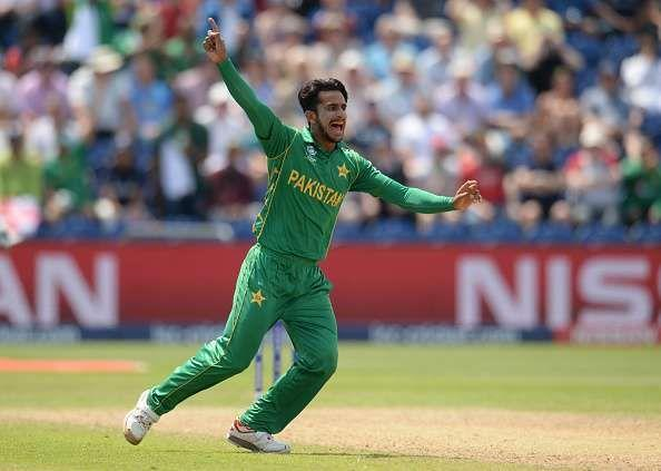 Hasan Ali in Action