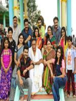 Dil Raju's wife Anitha with Family Photo