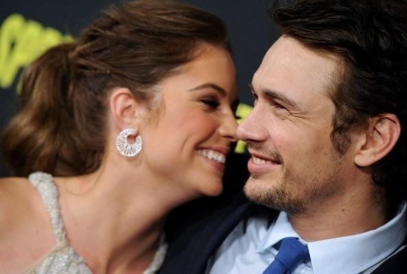 List of James Franco Girlfriend's | News | FanPhobia ...