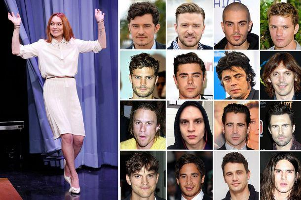 Lindsay Lohan Boyfriends List with Photos