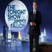 The Night Show with the ever excited Jimmy Fallon