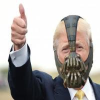 Donald Trump Plagiarized Bane in His Inaugural Speech