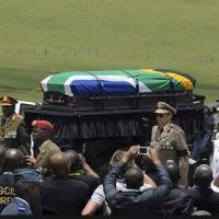 The Funeral of Nelson Mandela