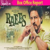 Raees The Block Baster Movie Collections