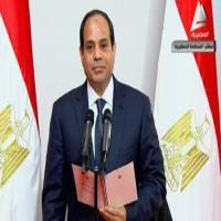 Former Military Leader El-Sissi Sworn as New President of Egypt