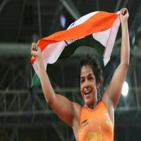 Sakshi Malik Wins Rio Olympic Medal in Women's Wrestling