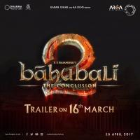 Baahubali: The Conclusion Release In April 2017