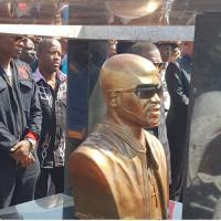 A fitting final farewell for Mandoza