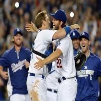 Dodgers wins as Clayton Kershaw throws a no-hitter yet again