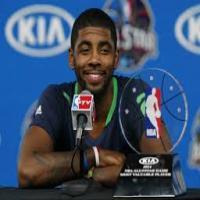 Kyrie Irving shines in All-Star Game, Wins MVP