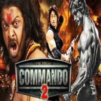 Commando 2: The Black Money Trailer  & Casting
