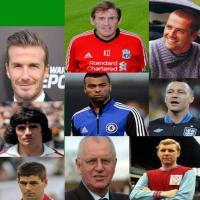 Top 10 Soccer Players of United Kingdom