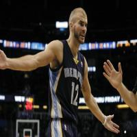 Grizzlies Guard Nick Calathes Banned for 20 Matches for Positive Drug Test