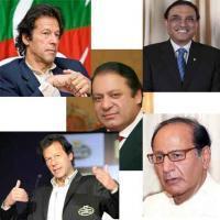 Top Politician of Pakistan