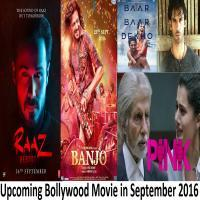 Upcoming Bollywood Movies 2016