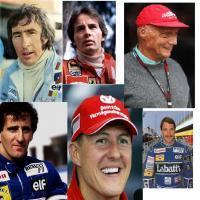 The Legends of Formula 1