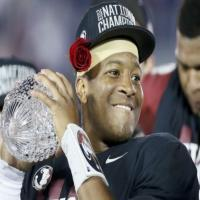 Jameis Winston suspended after being spotted shoplifting