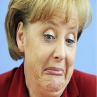 Merkel German politician Injured on Ski Trip