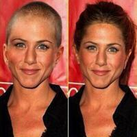 Jennifer Aniston Shaved her Hair or Not