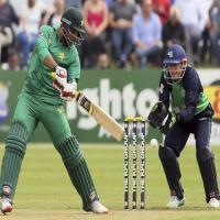 Pakistan Wins The First ODI From Ireland By 255 Runs
