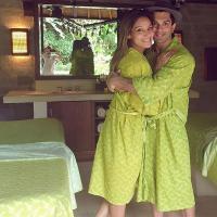 Bipasha Basu & Karan Singh Grover's Honeymoon Photos