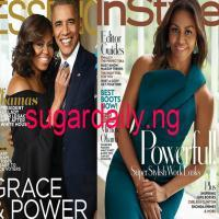 President Obama And First Lady Michelle Covers Essence/ October 2016 Issue
