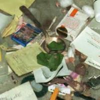 Kurt Cobain photos reveal drug paraphernalia