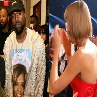 Taylor Swift Cries & Slams Kanye West At Grammys 2016