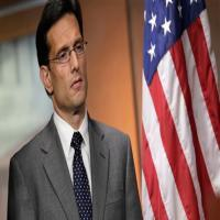 Eric Cantor Defeated on Tea Party By David Brat an Economic Professor