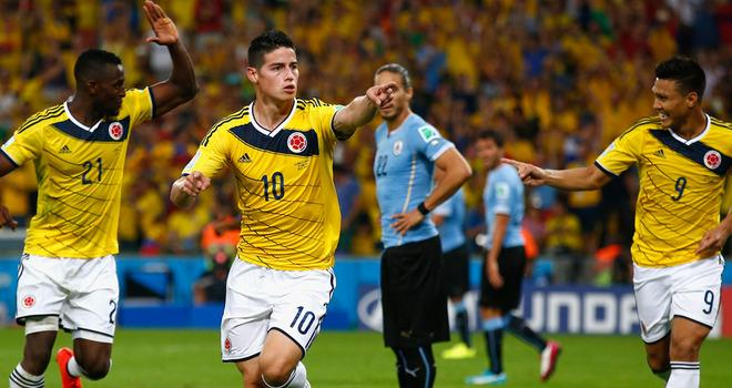 Colombia Uruguay: Colombia Vs Uruguay: Match Summary And Facts