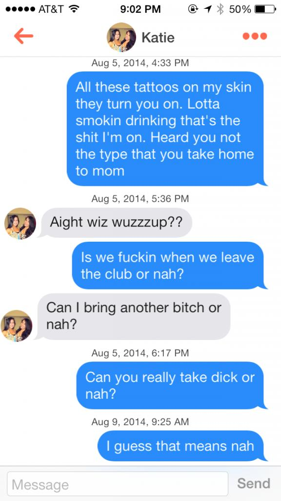 adventures on tinder