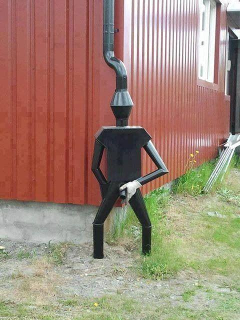 Water collection idea