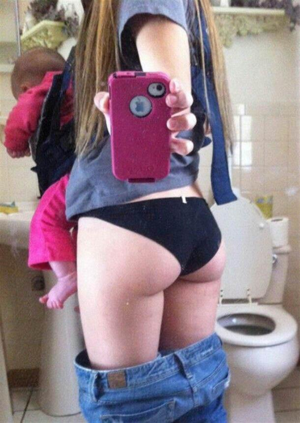 Worst Mom Selfies 2