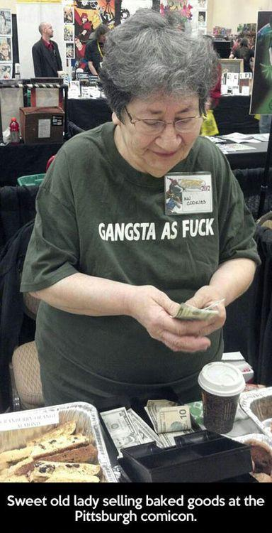 Someday, when I'm a grandma....