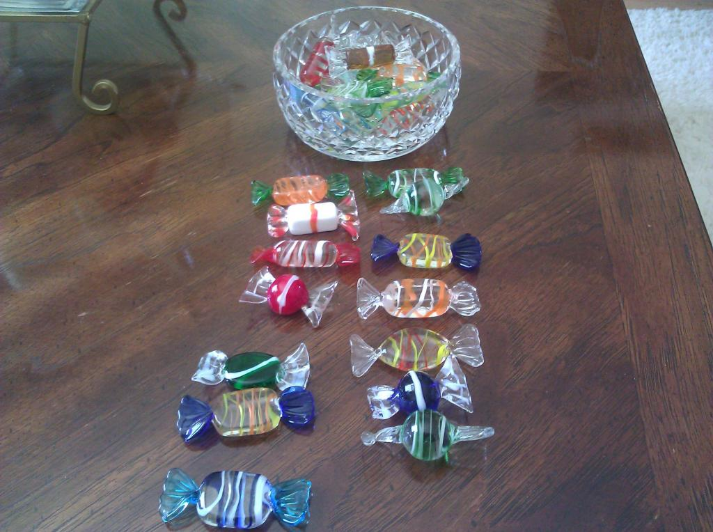 Does anyone else have a grandma with troll candy