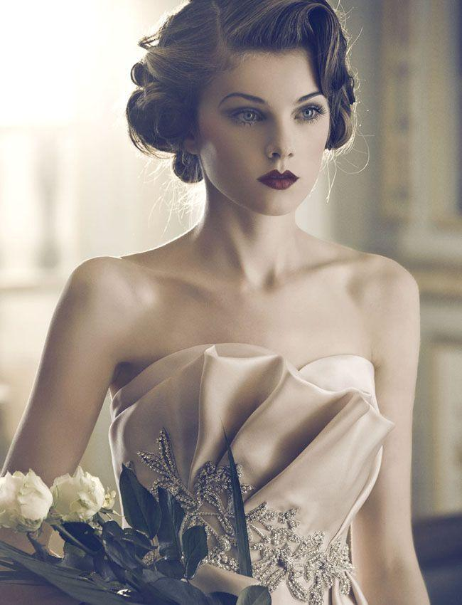 20's hairstyle, Gatsby Style | FanPhobia - Celebrities Database