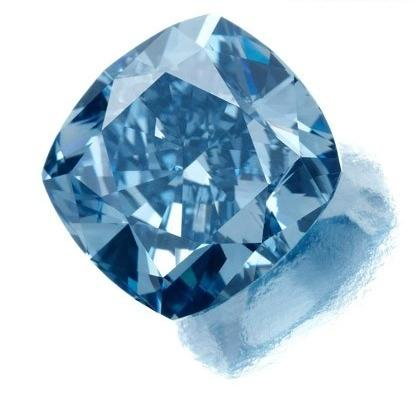 True Blue Rare Diamonds