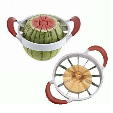 Innovative Product Cut 12 melon slices in one step