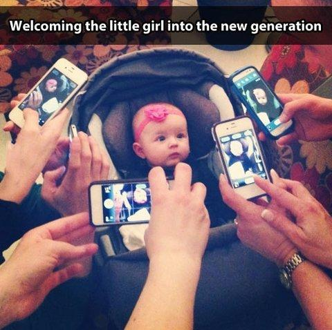 Welcome to the new generation