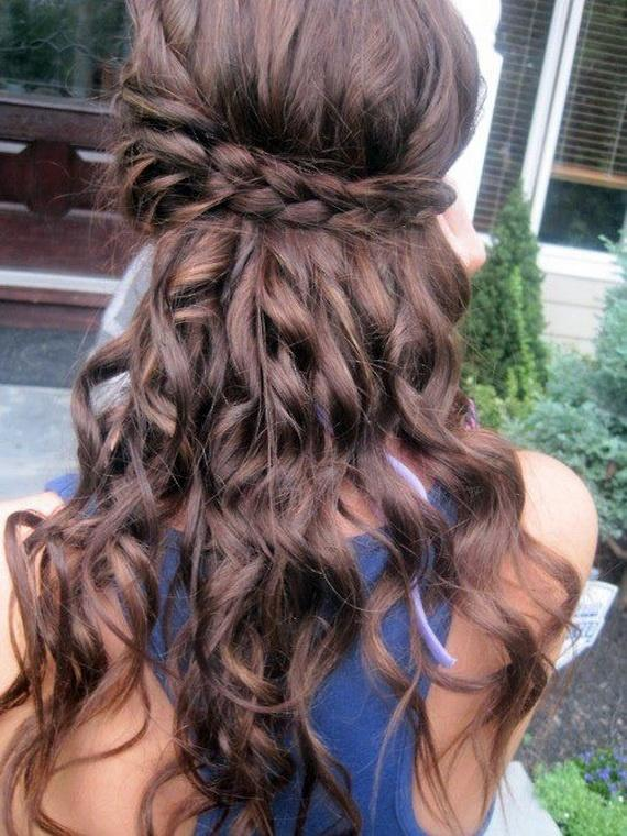 Women's Curly Hairstyles 2012