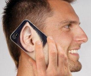 Spock Ear iPhone Case – Live long and prosper with the realistic Spo