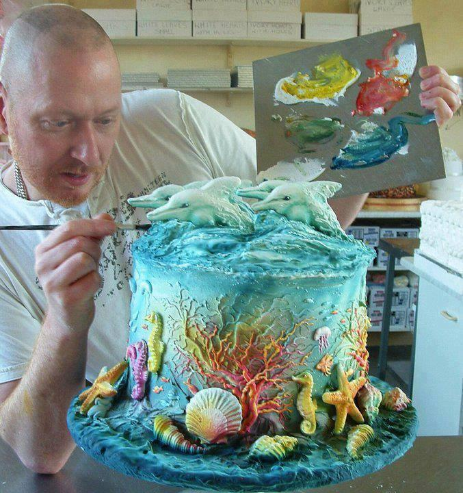WOW what a Cake