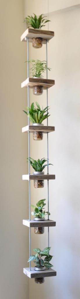 diy inspiration vertical garden